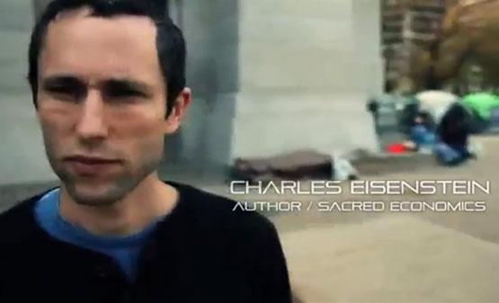 Charles Eisenstein Knox